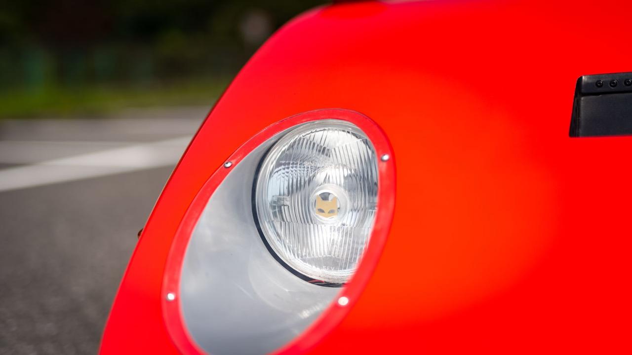 Autozam Miura... A moins que ce soit une Lamborghini AZ-1 ?! 71