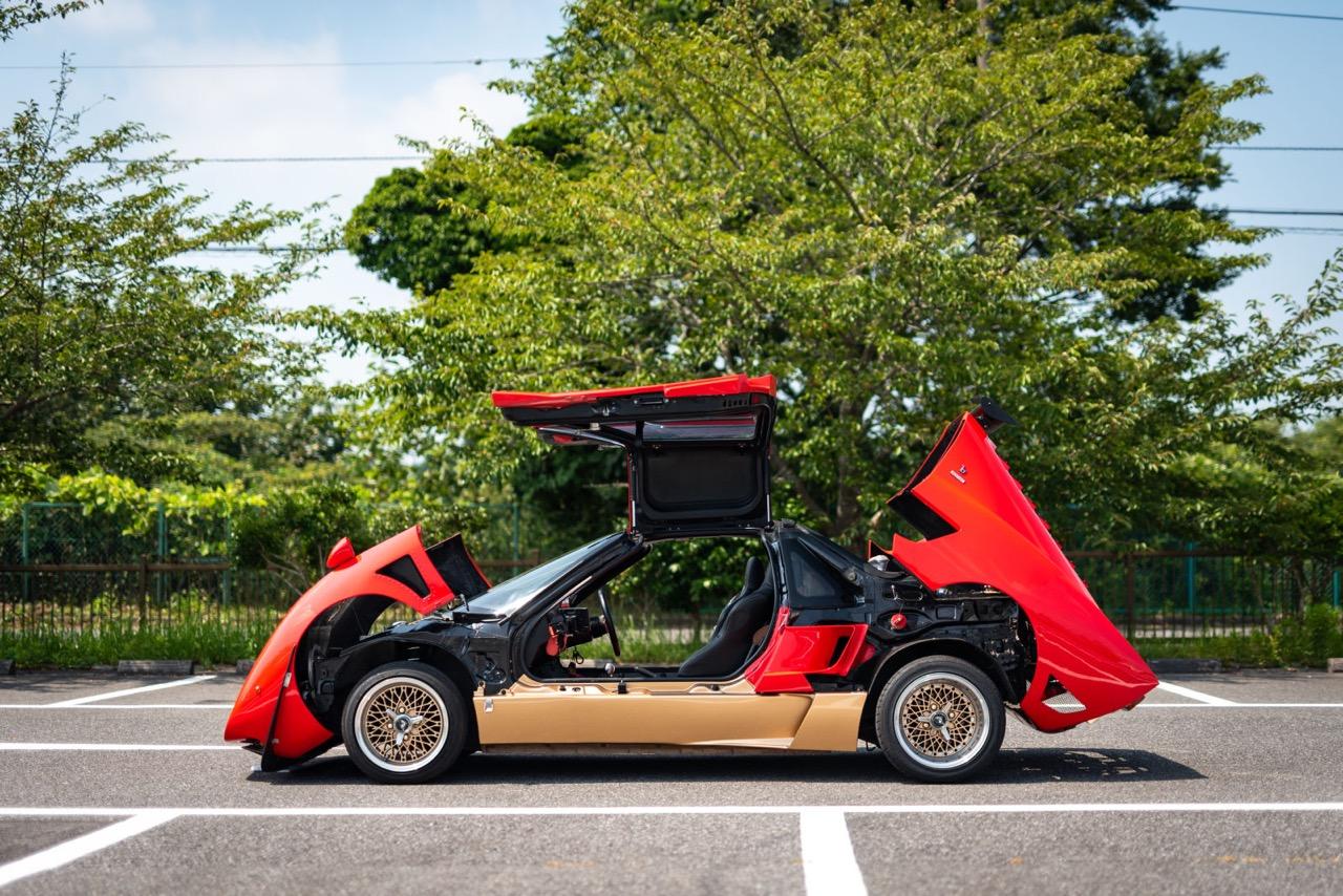 Autozam Miura... A moins que ce soit une Lamborghini AZ-1 ?! 62