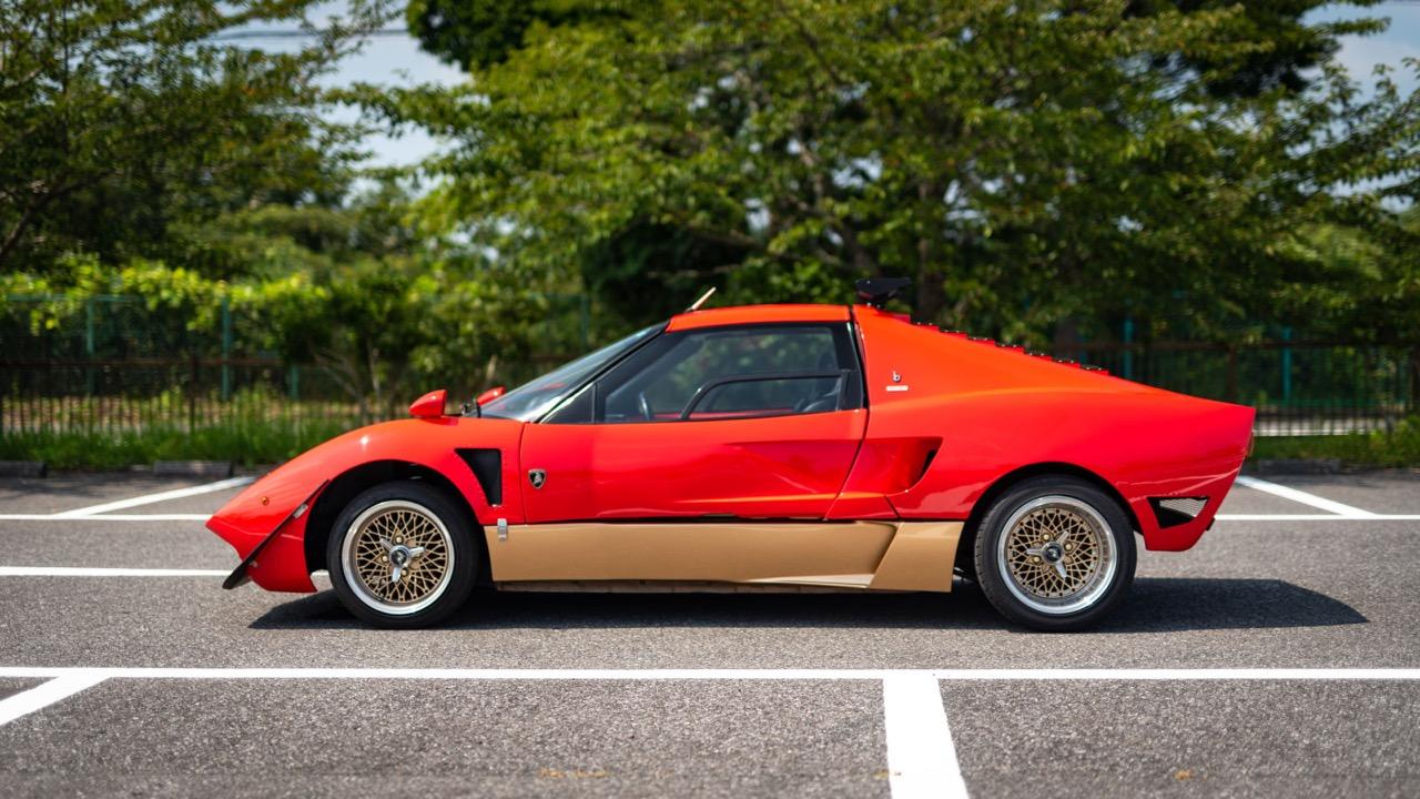 Autozam Miura... A moins que ce soit une Lamborghini AZ-1 ?! 60