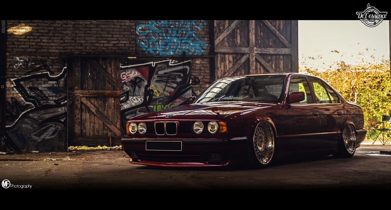 La BMW 525i E34 de Romain - L'accord parfait ! 32