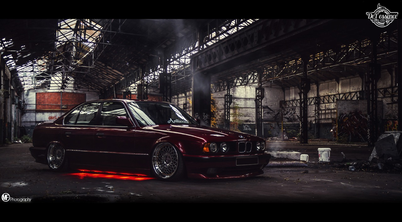 La BMW 525i E34 de Romain - L'accord parfait ! 31