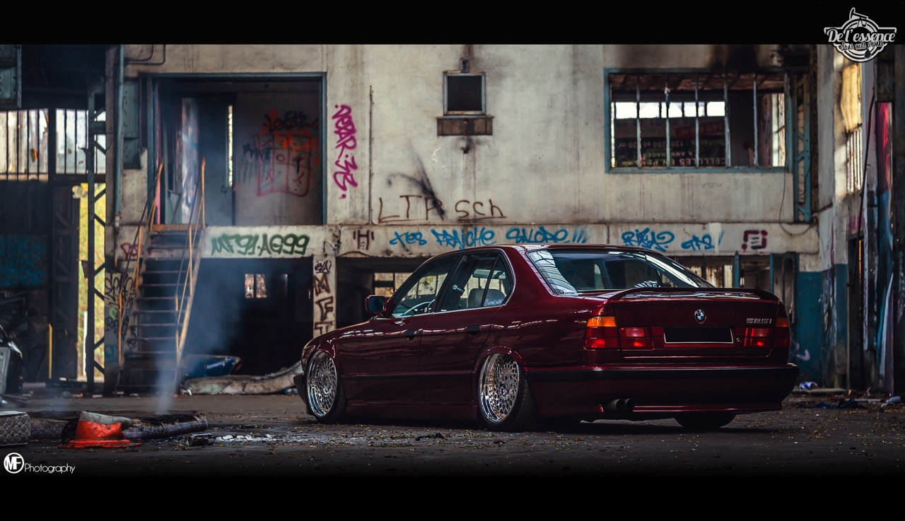 La BMW 525i E34 de Romain - L'accord parfait ! 26