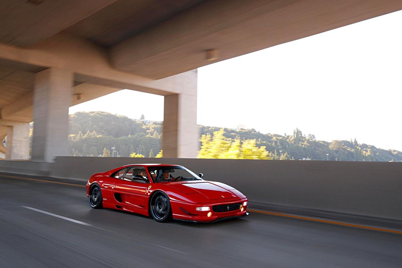 Ryan's Ferrari F355... Efficacité et sobriété ! 16