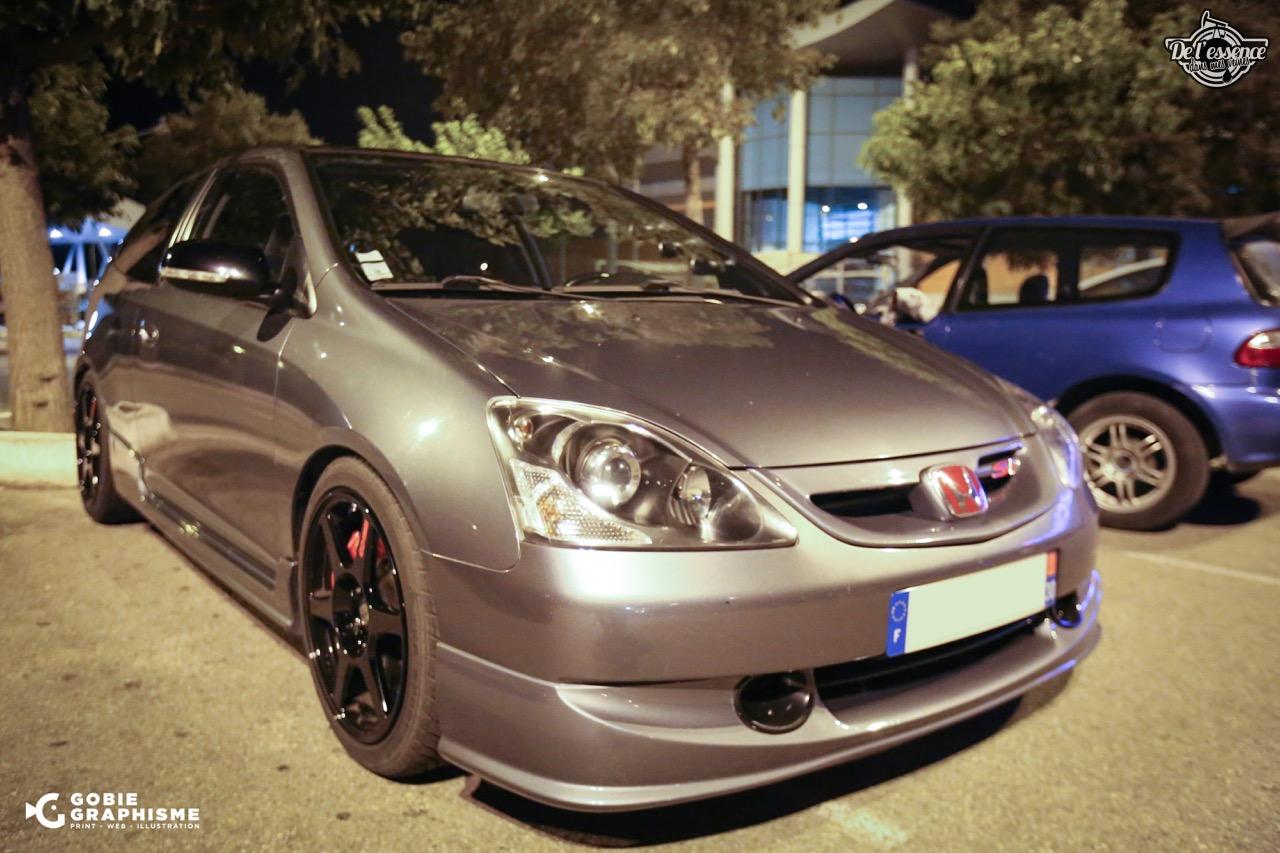 Honda Civic Type R EP3... Un soir avec les Nakama...! 3