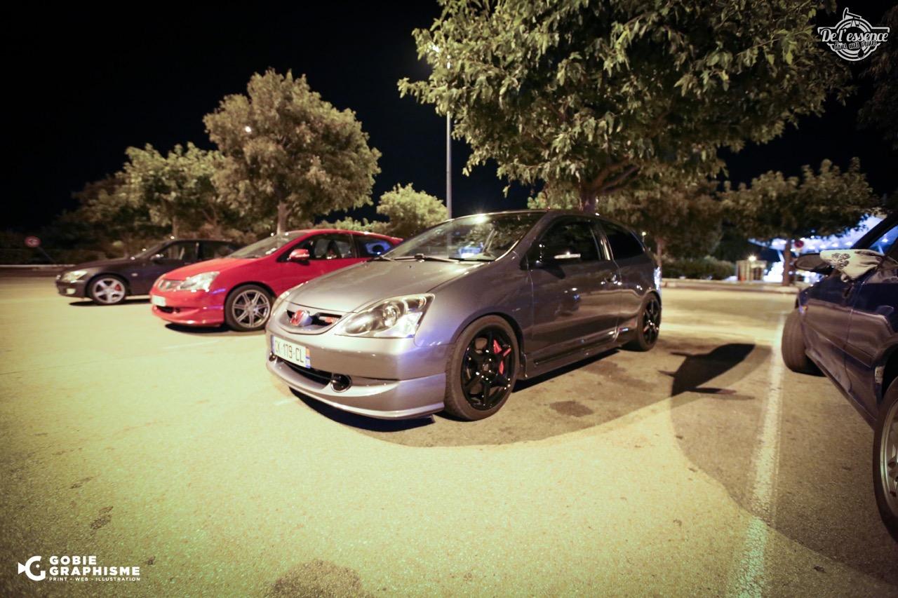 Honda Civic Type R EP3... Un soir avec les Nakama...! 8