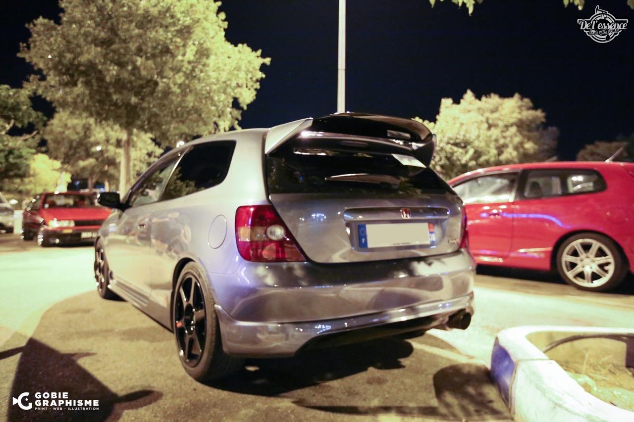 Honda Civic Type R EP3... Un soir avec les Nakama...! 17