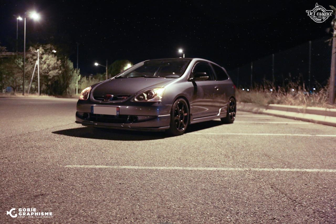 Honda Civic Type R EP3... Un soir avec les Nakama...! 4