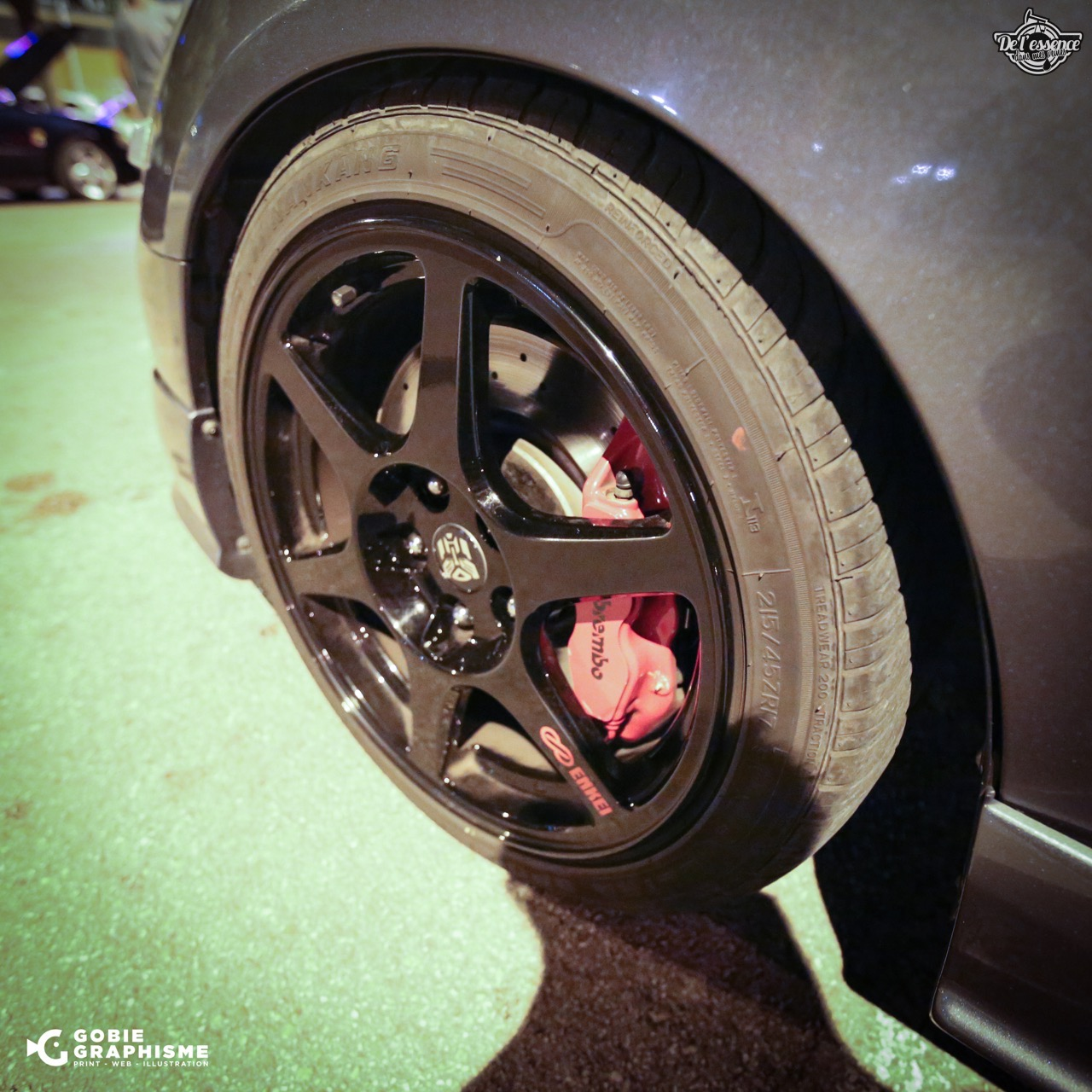 Honda Civic Type R EP3... Un soir avec les Nakama...! 11