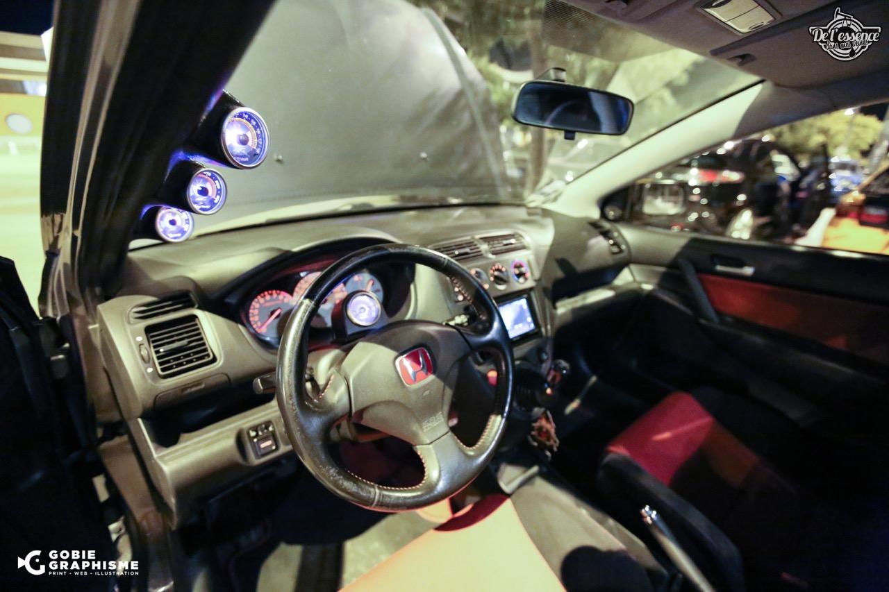 Honda Civic Type R EP3... Un soir avec les Nakama...! 14