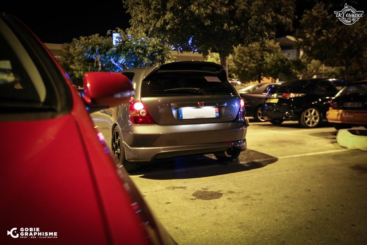 Honda Civic Type R EP3... Un soir avec les Nakama...! 16