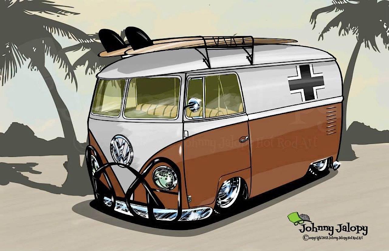#Petrolhead : Johnny Jalopy Wood - Hot Rod & Custom Kulture ! 78