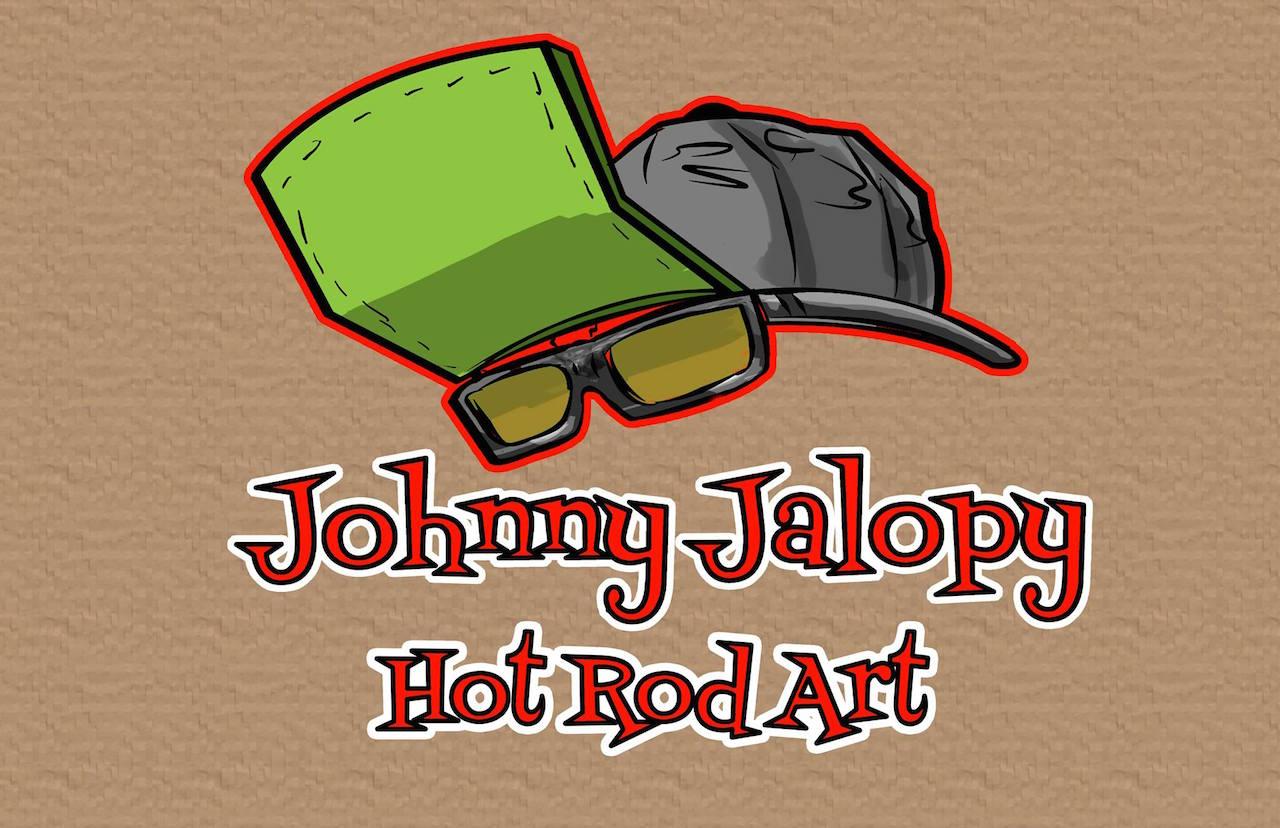 #Petrolhead : Johnny Jalopy Wood - Hot Rod & Custom Kulture ! 42