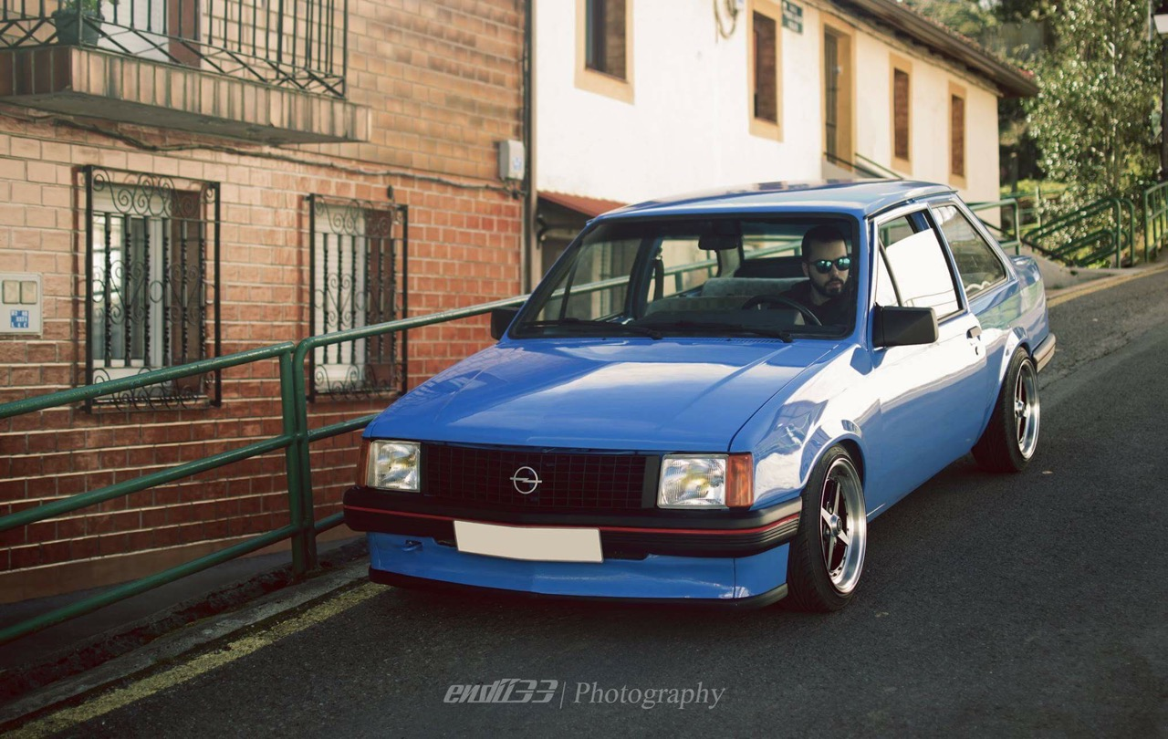 Opel Corsa... Equip et sac à dos ! 16