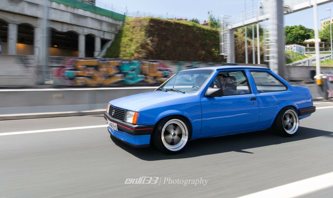 Opel Corsa... Equip et sac à dos ! 17