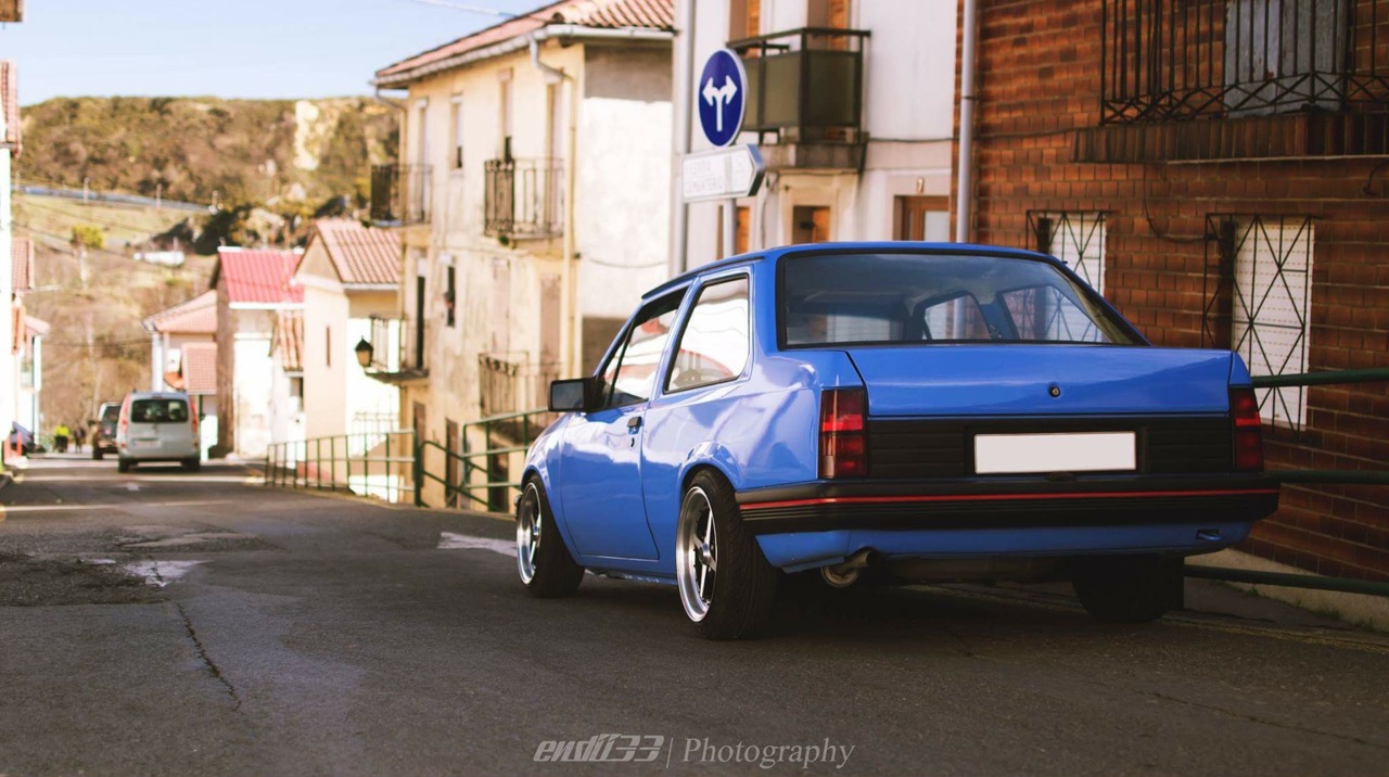 Opel Corsa... Equip et sac à dos ! 18