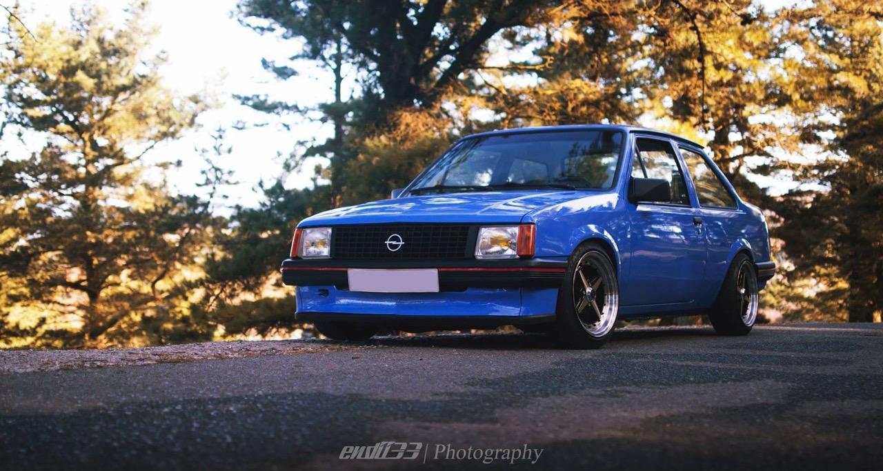 Opel Corsa... Equip et sac à dos ! 19
