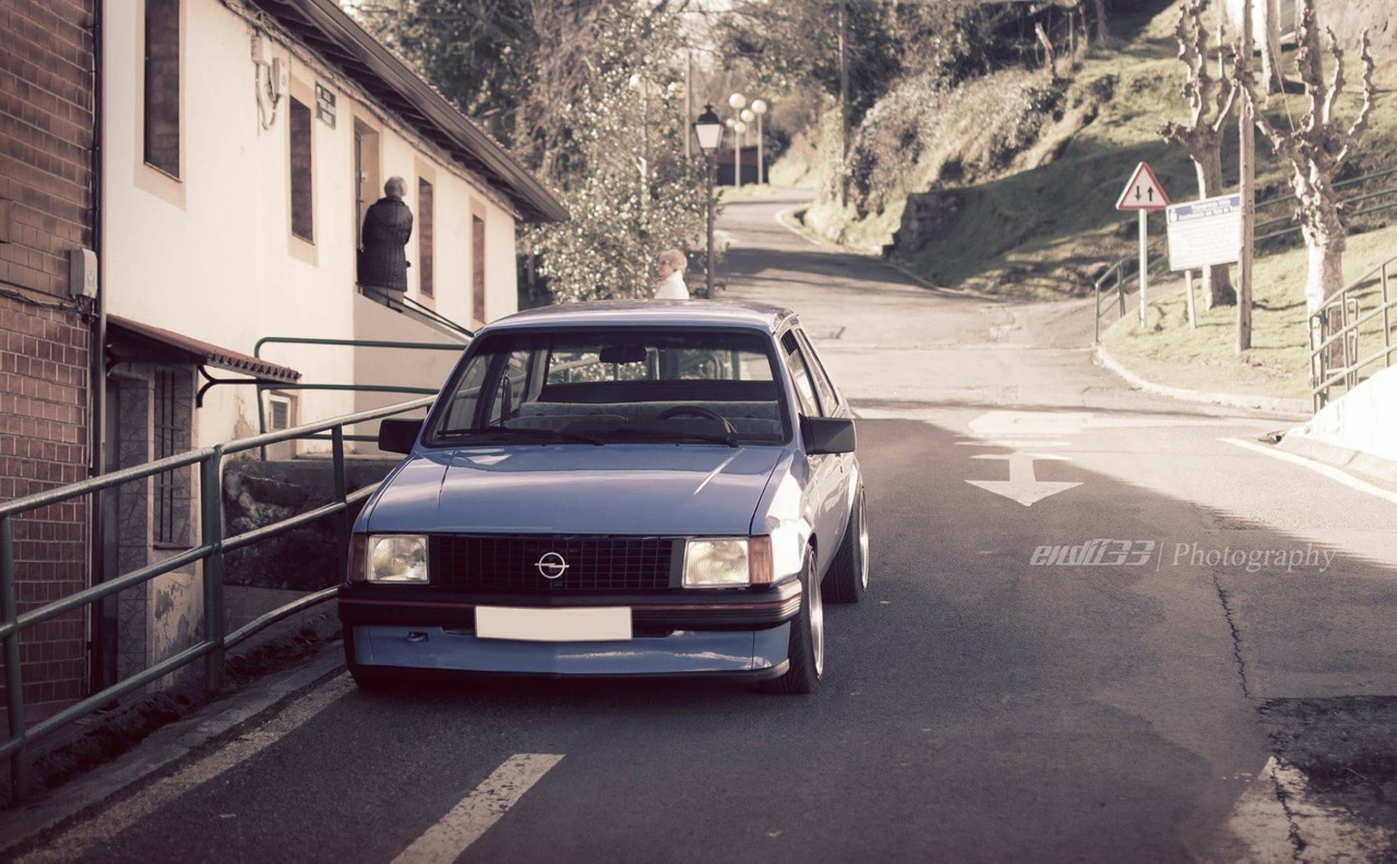 Opel Corsa... Equip et sac à dos ! 20