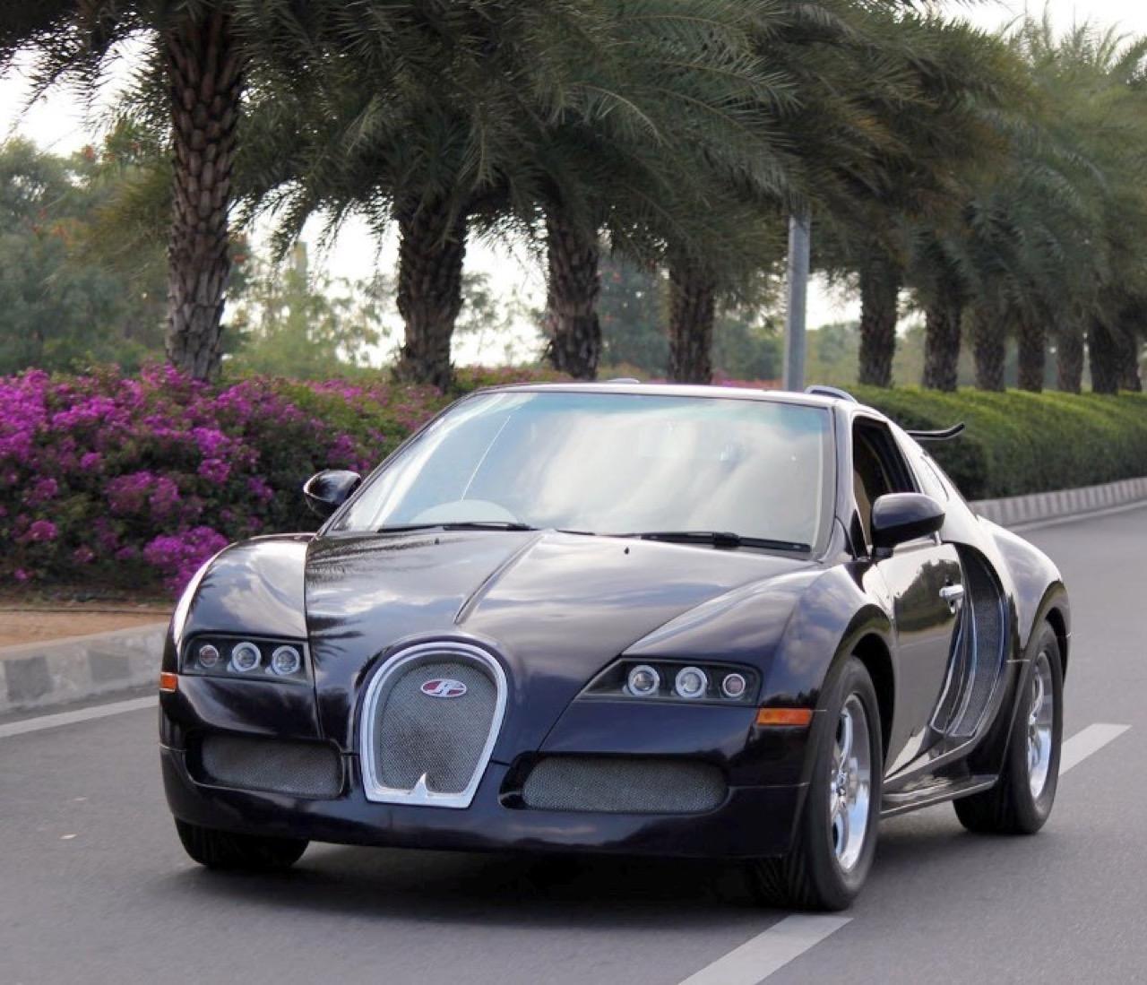 Pontiac Fiero... La réplicar ! 11