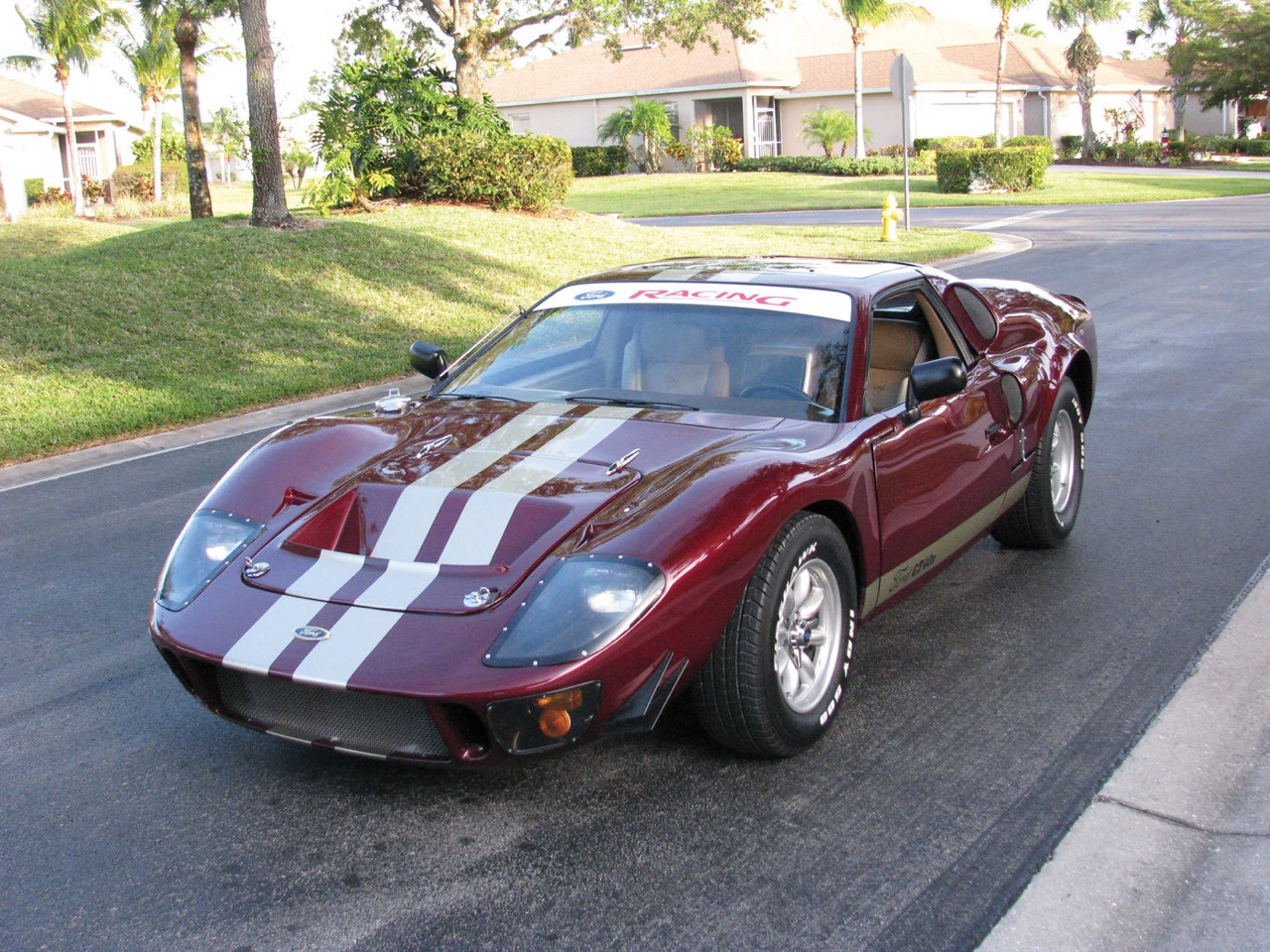 Pontiac Fiero... La réplicar ! 12