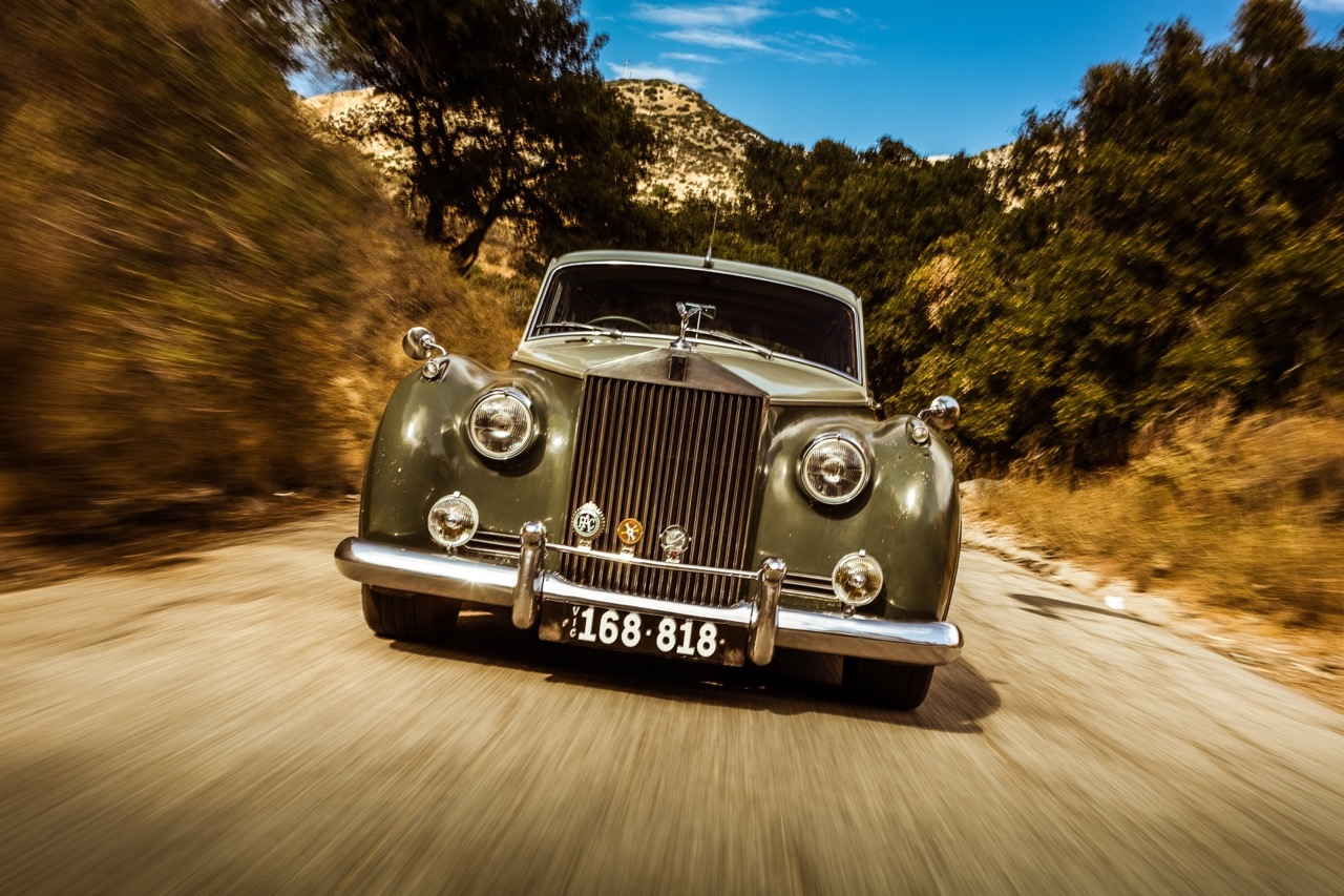 Rats '58 Rolls Royce Silver Cloud... F**k the purist ! 1