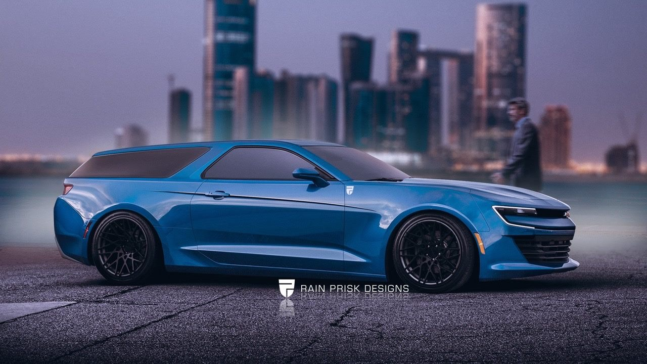 Rain Prisk Design... Shooting Brake Attitude ! 4