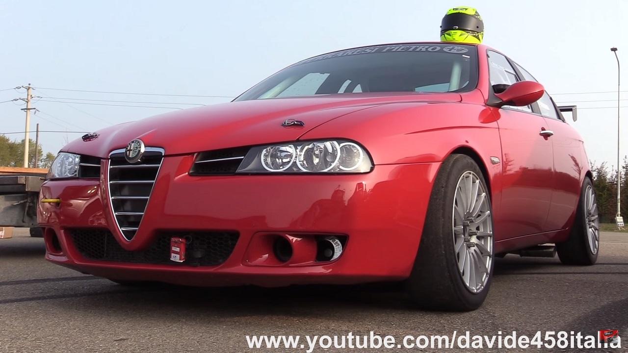 Alfa 156 swap V6 3.0 - Le chaînon manquant... 7