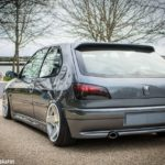 Bagged Peugeot 306 - Air Porto ! 17