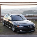 Bagged Peugeot 306 - Air Porto ! 13