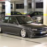 Bagged Peugeot 306 - Air Porto ! 12