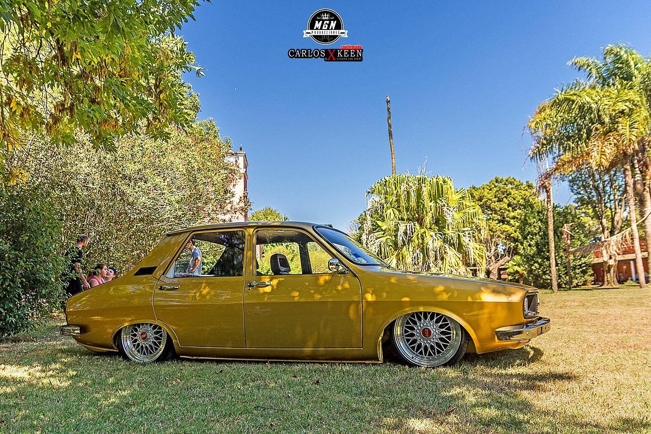 Bagged Renault 12 - Hey DJ met nous donc du funk ! 6