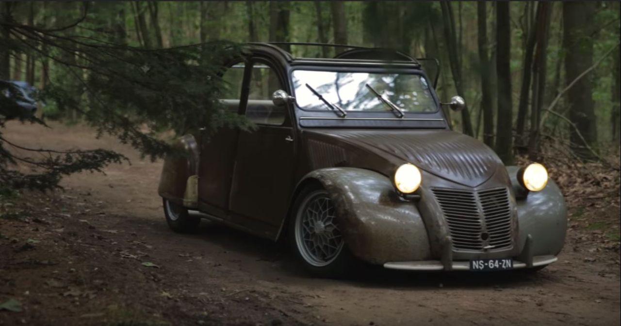Citroën 2CV de 56 - Rat's en Restomod majeur ! 11