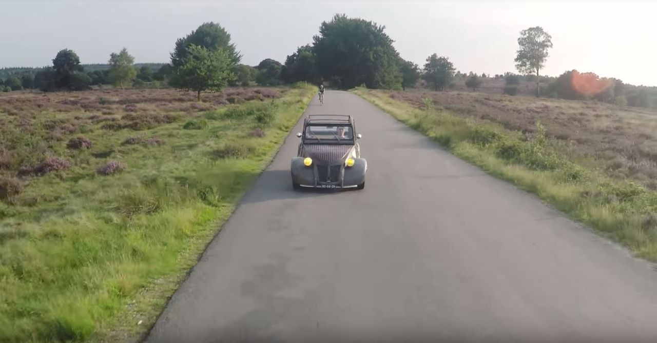 Citroën 2CV de 56 - Rat's en Restomod majeur ! 2
