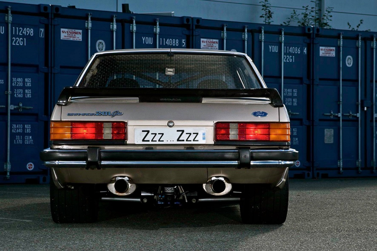 "Ford Granada Swap Koenigsegg - La bien nommée ""Zzz...Zzz"" ! 3"