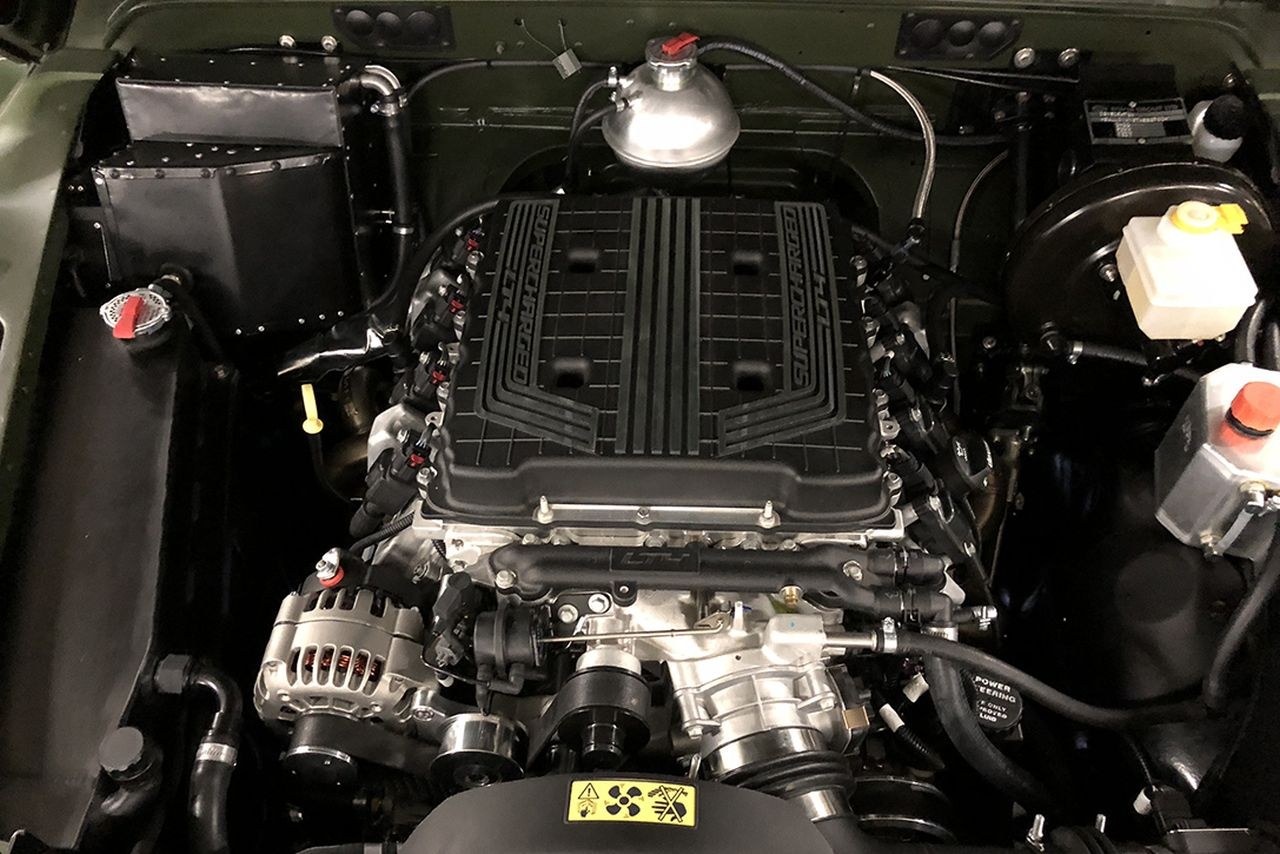 Land Rover Defender par Tophat Classics - Le Def' ultime ? 19