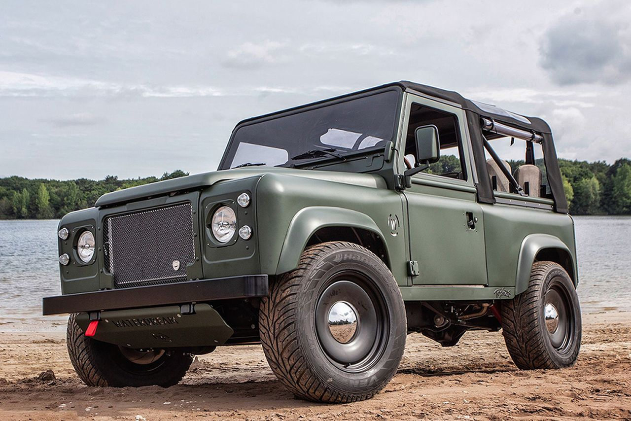 Land Rover Defender par Tophat Classics - Le Def' ultime ? 15