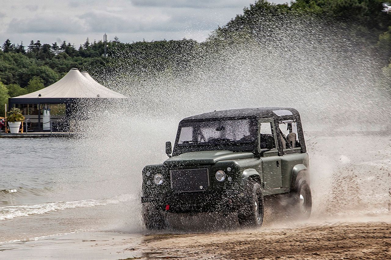 Land Rover Defender par Tophat Classics - Le Def' ultime ? 2