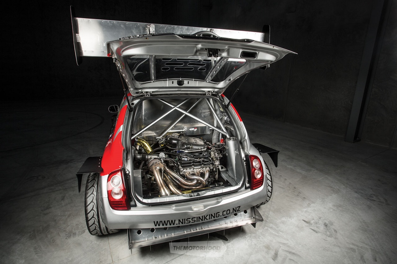 """Nissan Micra Time Attack - The """"Death March"""" 14"""