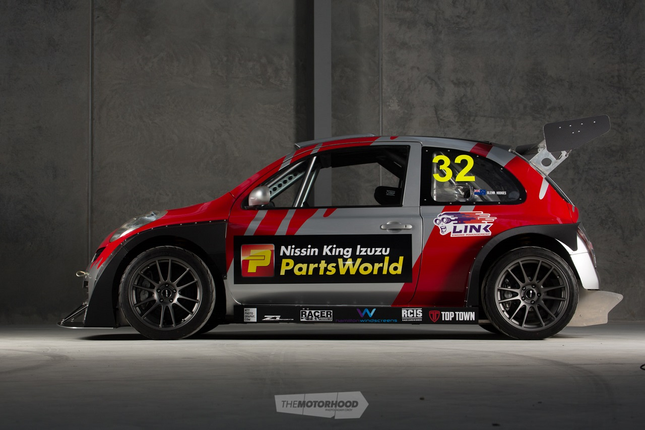 """Nissan Micra Time Attack - The """"Death March"""" 13"""