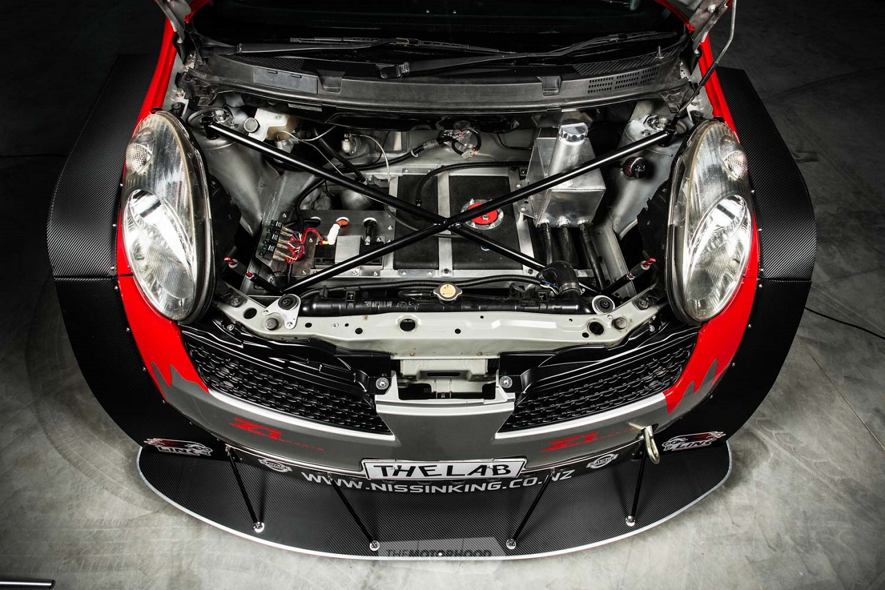 """Nissan Micra Time Attack - The """"Death March"""" 1"""