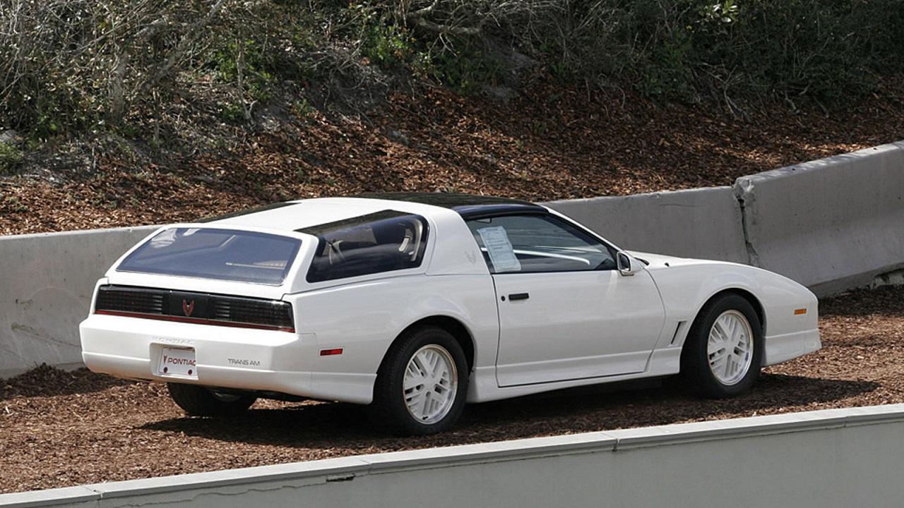 Pontiac Firebird Kammback - Histoire de définition... 2
