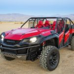 #SEMA : Honda Ridgeline - Open Air Vehicle Concept... Buggy Vtec ! 9