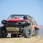 #SEMA : Honda Ridgeline - Open Air Vehicle Concept... Buggy Vtec ! 6