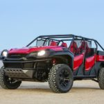 #SEMA : Honda Ridgeline - Open Air Vehicle Concept... Buggy Vtec ! 4