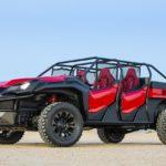 #SEMA : Honda Ridgeline - Open Air Vehicle Concept... Buggy Vtec ! 2