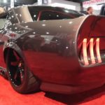 "#SEMA 2K18 : Mustang Swap V8 Ferrari - Meet the ""Corruptt"" ! 13"