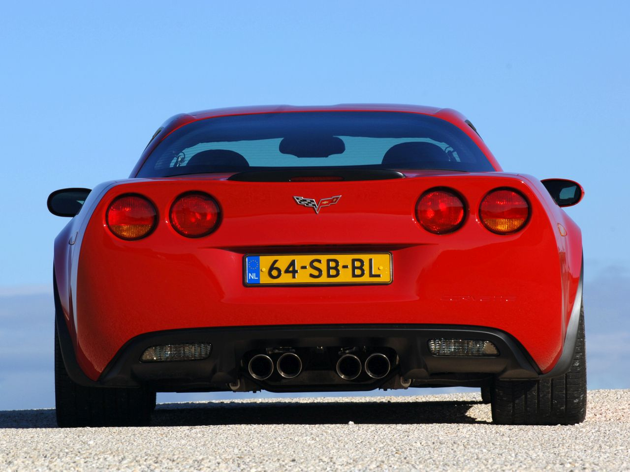 Engine Sound : Une Z06 en Flatplane ! 25