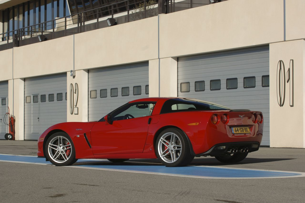 Engine Sound : Une Z06 en Flatplane ! 28