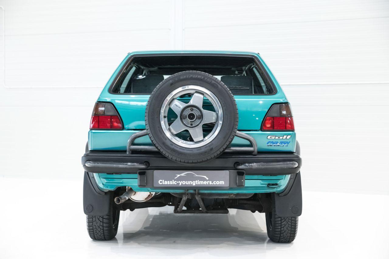 VW Golf Country - L'anti-stance dans la boue ! 21