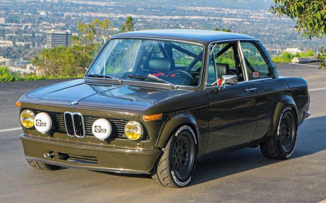 BMW 2002 - Une machine de guerre ! 11