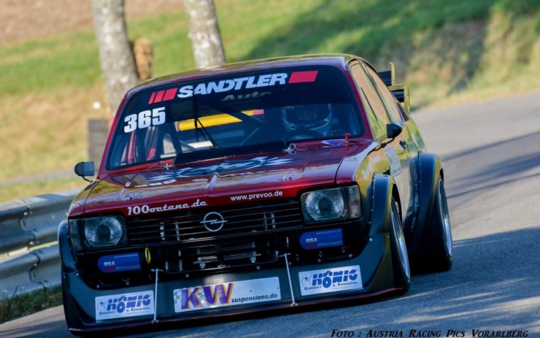 Opel Kadett C : Une véritable fusée !
